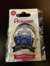 New Disneyland Paris Attractions Phantom Manor Pin, 94585, Disney, Dlp