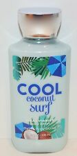 NEW BATH BODY WORKS COOL COCONUT SURF LOTION CREAM HAND SHEA BUTTER VITAMIN 8 OZ