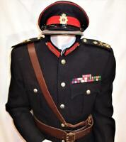 ORIGINAL AUSTRALIAN MAJOR GENERAL UNIFORM WITH  INSIGNIAS