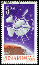 Scott # 1802 - 1965 - ' Proton I Space Station '