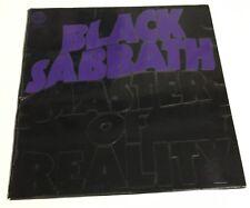 BLACK SABBATH MASTER OF REALITY NR MINT VINYL/EX+ COVER + SWIRL INNER/POSTER