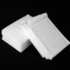 Us 25 100pcs Poly Bubble Mailers Padded Envelopes Shipping Bag Self Seal Package