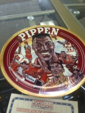 SPORTS IMPRESSIONS SCOTTIE PIPPEN COLLECTABLE PLATE