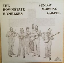 Downstate Ramblers -  Morning Gospel Sunday Bluegrass LP Vinyl Record