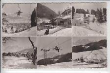 AK Oberaudorf, Alpengasthof Hocheck 1960