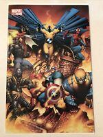 New Avengers 1, Marvel 2005, Quesada Variant, Ronin, Sentry
