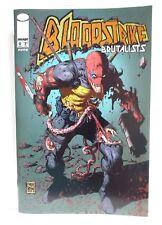 Bloodstrike Brutalist #0 Cover C (Image Comics 2018)