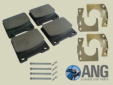 LOTUS EUROPA '66-'75 FRONT BRAKE PAD SET & FITTING KIT