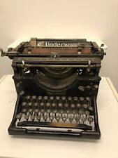 Antique Underwood Typewriter Vintage REDUCED
