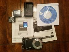 Panasonic LUMIX DMC-TZ4 8.1MP Digital Camera,