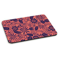 Summer Flowers Pattern Floral Rose PC Computer Mouse Mat Pad