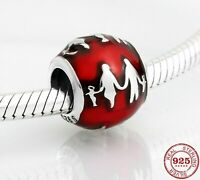 Fashion Our Family 925 Sterling Silver Original Charm Bracelet Jewelry Making