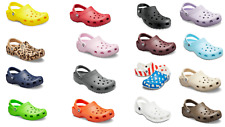 25+ Colors CROCS Original CLASSIC Clogs UNISEX Shoes Sandals Slippers Sizes 4-13