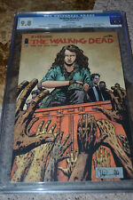 Walking Dead #127 CGC 9.8 SDCC VARIANT! CONNECTING COVER W/ MANIFEST DESTINY!