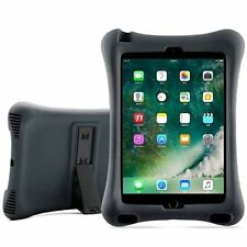 iPad Supershell shockproof kids case, 5th & 6th gen model, with stand. Stylepro.
