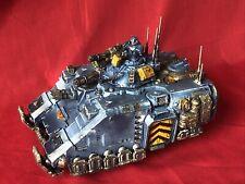 Primaris Repulsor Grav Tank Very Well Painted Warhammer 40k (U322)