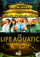 The Life Aquatic with Steve Zissou (The Criterion Collection) DVD NEW
