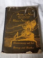 Ariadne Auf Naxos Oper in Einem Aufzug Op 60 Richard Strauss Boosey and Hawkes