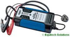 Draper 53951 25A Intelligent Battery Support Unit & Trickle Charger 12V 24V