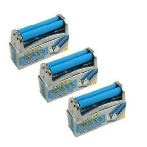 RIZLA CIG ROLLER RIZLA CIGARETTE ROLLING MACHINE UK X 3 MACHINES