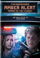 AMBER ALERT- TERROR ON THE HIGHWAY (DVD, 2014) SKU 3205