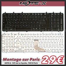 CLAVIER NOIR  AZERTY POUR HP PAVILION DV7-1000 dv7-1035ef