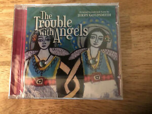 The Trouble With Angels Soundtrack CD Jerry Goldsmith NEW SEALED CD