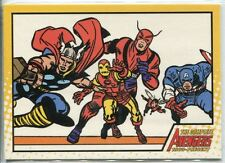 The Complete Avengers Promo Card P1