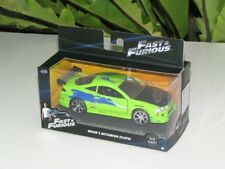 JADA 1/32 Diecast Movie Car Fast & Furious Brian's Mitsubishi Eclipse 1995