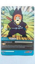 Carte Dragon ball Z Soba DB-816