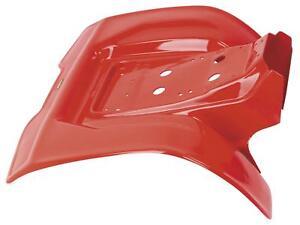 MAIER REAR FENDER RED ATC 200X '83-85 119802
