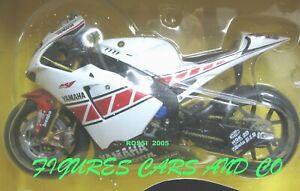 MOTO GP   1/12  YAMAHA YZR-M1  VALENTINO ROSSI  VALENCIA 2005