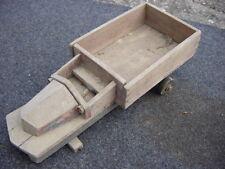 Holzspielzeug LKW Auto  Alt Orginal Trödelhof Sammlerstück  ungef. 45 cm