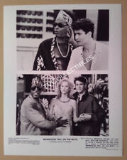 8x10 Photo~ MANNEQUIN TWO On The Move ~1991 ~Kristy Swanson ~William Ragsdale