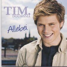 Tim Douwsma-Allebei cd single