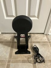 Used YAMAHA KP65 DTX Electronic Drum Large Rubber Kick Pad With Cable