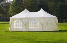 Pagode Zelt Pavillon Festzelt Gartenzelt Bierzelt Event Gastro 5 x 6,8 m NEU