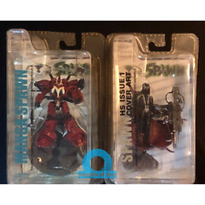 "2007 McFarlane Toys 3"" Inch Series - HELL + MANGA SPAWN Mini Trading Figures SET"