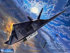 ART PRINT: F-117 Stealth Fighter - Print by Shepherd