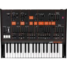Korg ARP Odyssey Duophonic 37-Note Keyboard Analog Synthesizer w/ Hard Case