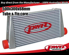 "PWR Universal Aero2 Intercooler 500 x 300 x 68mm core with 2.5"" Outlets PWI5575"