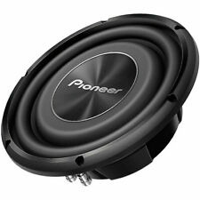 "PIONEER TS-A2500LS4 10"" 300W RMS TS-SERIES SINGLE VOICE COIL 4-OHM CAR SUBWOOFER"