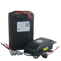 72V 30Ah Lithium LiFePO4 Battery Pack for 2100W Electric Bike BMS 5A Charger