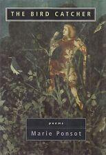 "MARIE PONSOT ""The Bird Catcher"" SIGNED First Printing BOOK CRITICS CIRCLE AWARD"