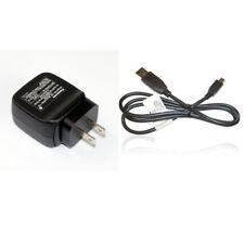 5V 1A VSK0750/VSK0784F AC Adaptor & USB Cable for Panasonic HC-V130, HC-V110