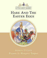 Hare and the Easter Eggs by Alison Uttley (Hardback, 2000)