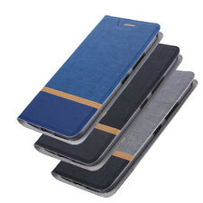 Flip PU Premium Wallet Leather stand Case Cover For LG K4 2017