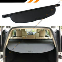 For 17-2020 Honda CR-V CRV OE Style Retractable Cargo Cover Luggage Shade- Black