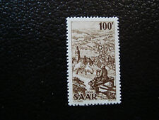 SARRE(allemagne) - timbre - yvert et tellier n° 262 n** (A6) stamp germany