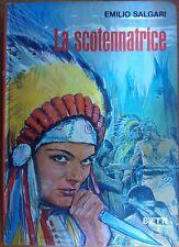 EMILIO SALGARI - LA SCOTENNATRICE - BIETTI 1972